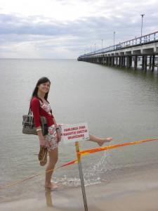 maudytis griežtai draudžiama